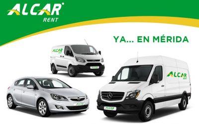 ALCAR Rent, ya está en Mérida!